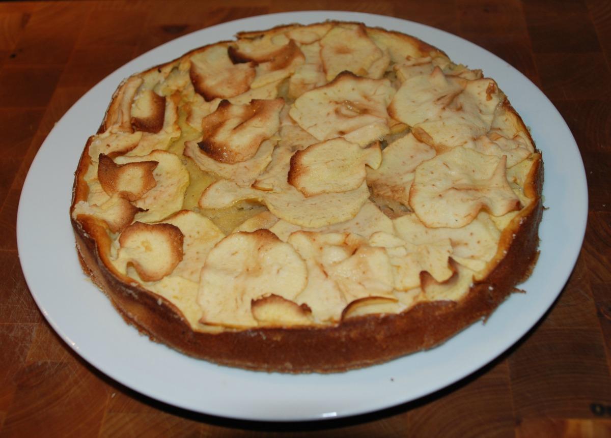 Tarta de manzana sin hojaldre dgourmandeo for Trucos de cocina curiosos