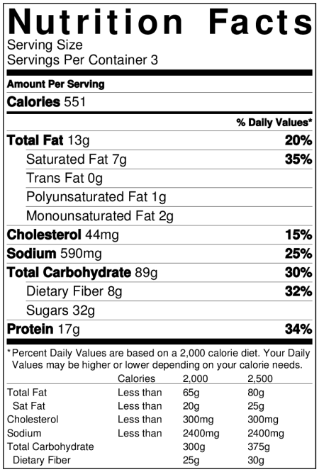 Ensalada templada de quinoa y calabaza
